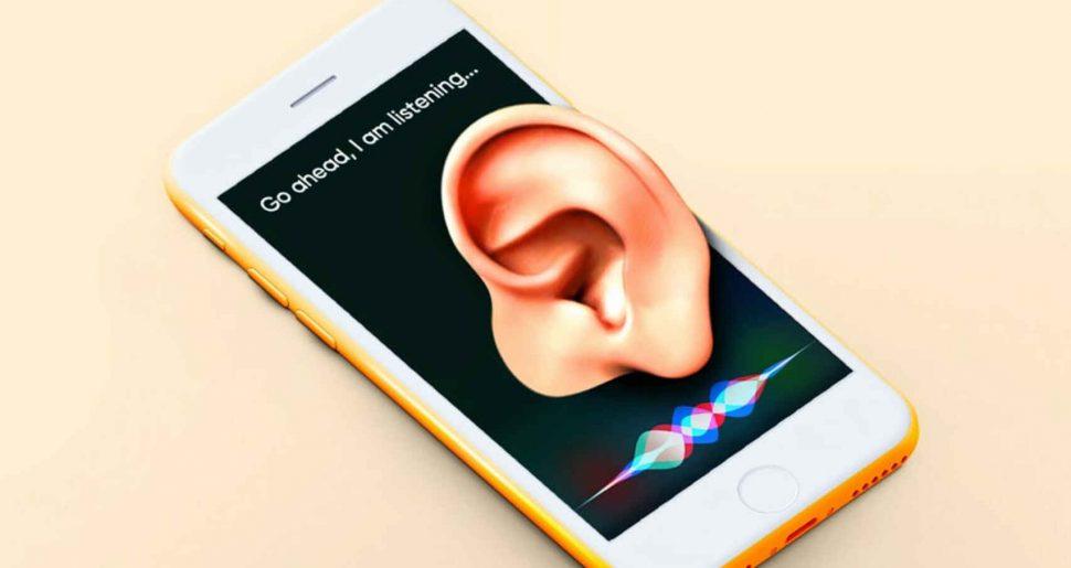 Tu celular te escucha.
