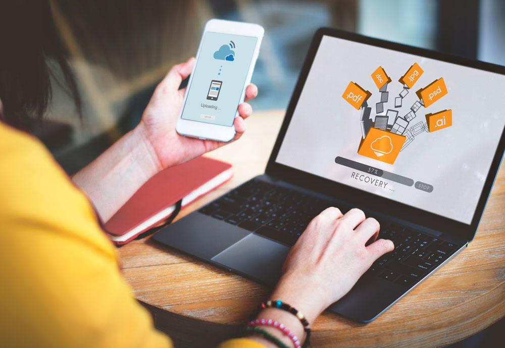 Las copias de seguridad te ayudan a proteger tu tienda online de ciberdelitos